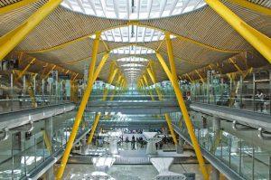 Madrid Adolfo Suarez-Barajas Airport