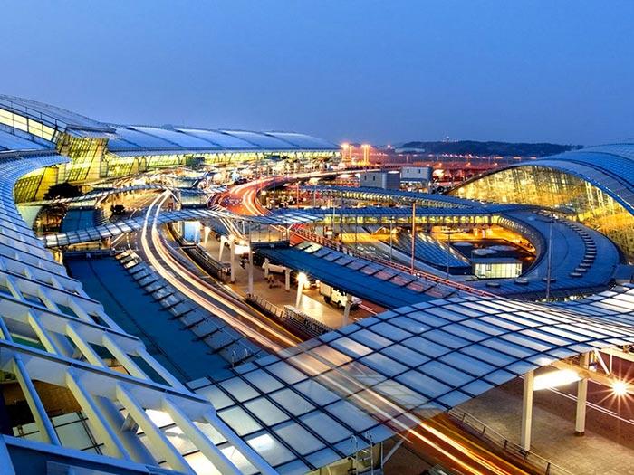 10 فرودگاه برتر دنیا در سال 2017