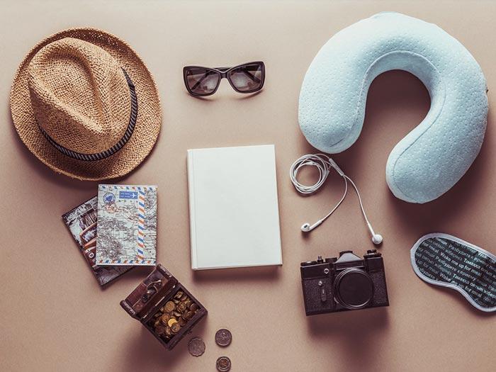 10 گجت برای سفری ایمن و آرام