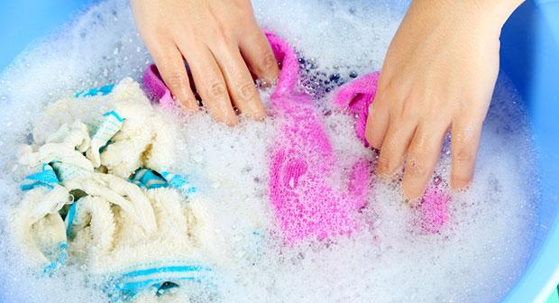 لباسهایتان را بشویید