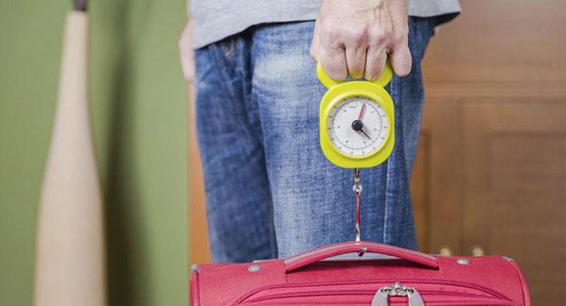 وسایلتان را وزن کنید