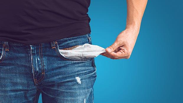 اگر پولتان تمام شد، چه میکنید؟