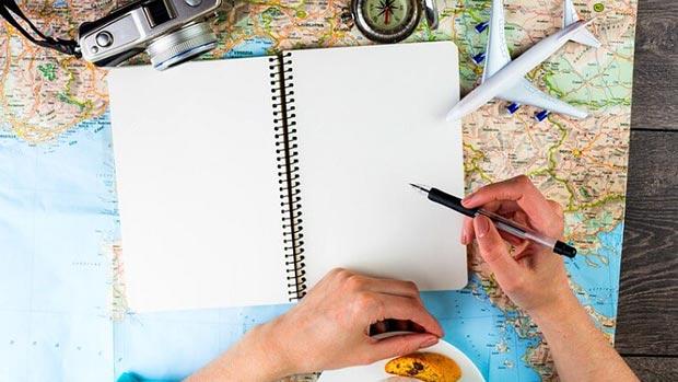 برنامهریزی کردن برای سفر
