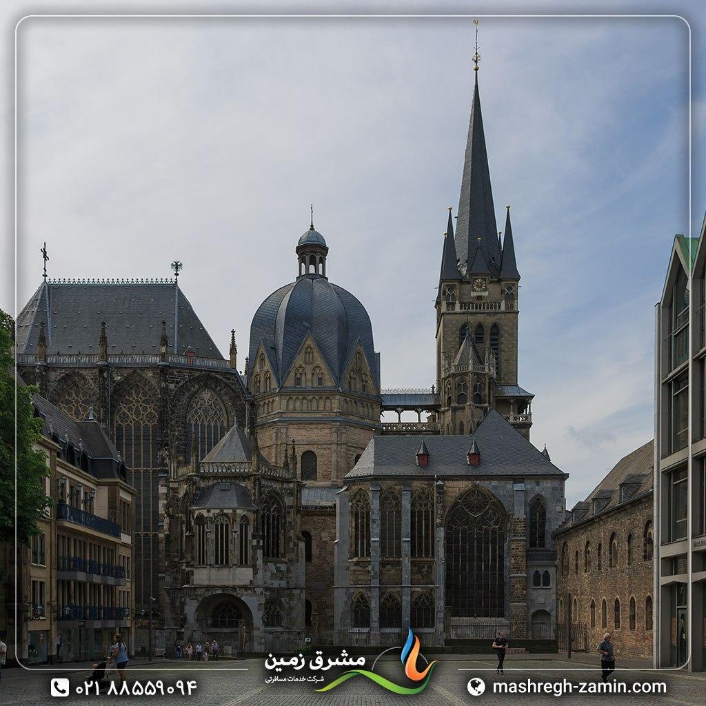 آلمان، کلیسای امپریال