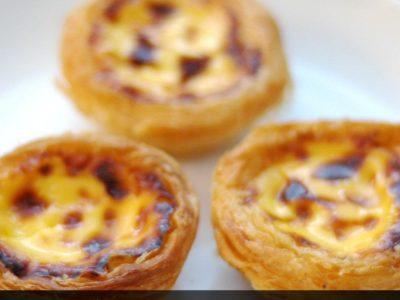 شیرینی محلی پرتغال