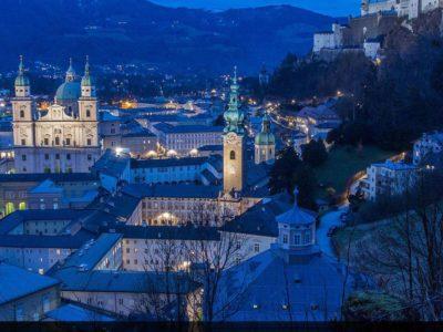اتریش – شهر قدیمی سالزبورگ