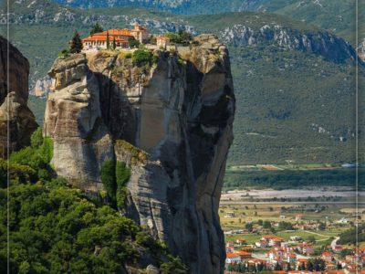 یونان – بنای مذهبی متئورا
