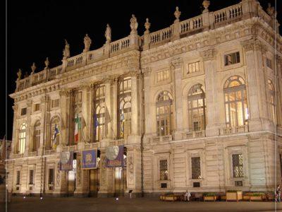 ایتالیا – تورین، قصر پالاتزو ماداما