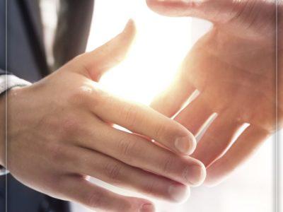 راهنمای دست دادن در آمریکا