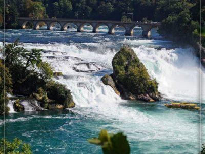 سوئیس، آبشار راین