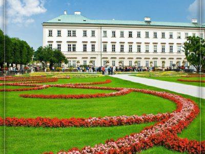 اتریش، سالزبورگ، کاخ میرابل