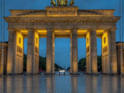آلمان، دروازه براندبورگ
