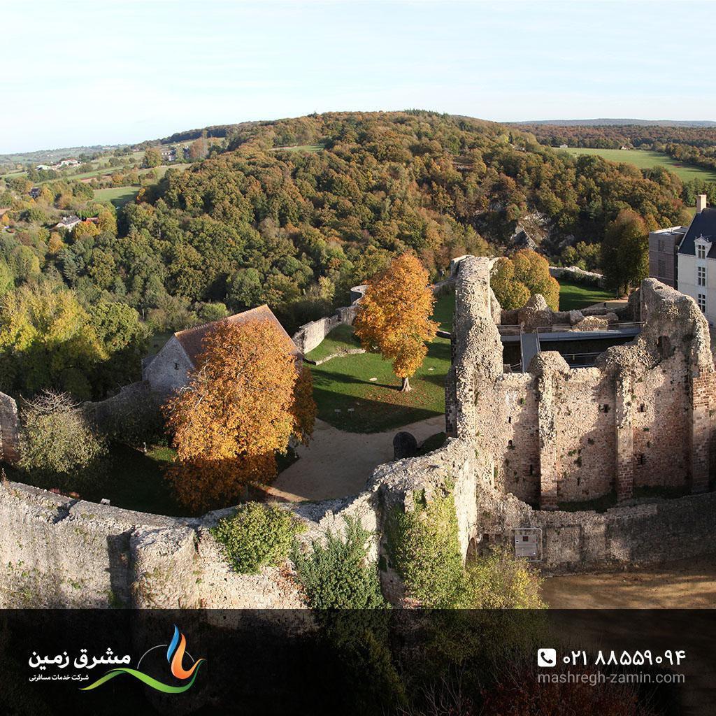 فرانسه، Mayenne – سنت سوزان