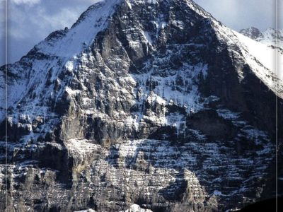 سوئیس، کوه Eiger
