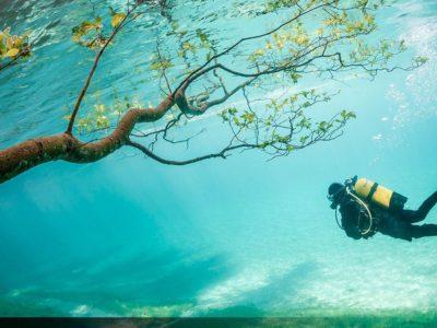 اتریش، دریاچهی گرین