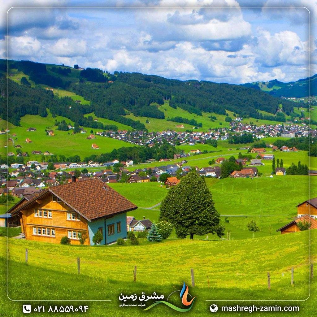 سوئیس، دهکدهی اپنزل