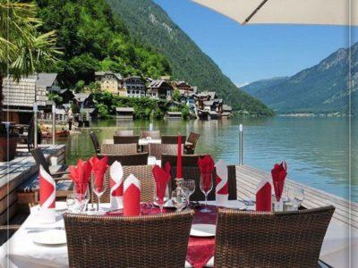 اتریش، رستوران Zum Salzbaron