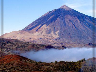 اسپانیا – آتشفشان تیدو