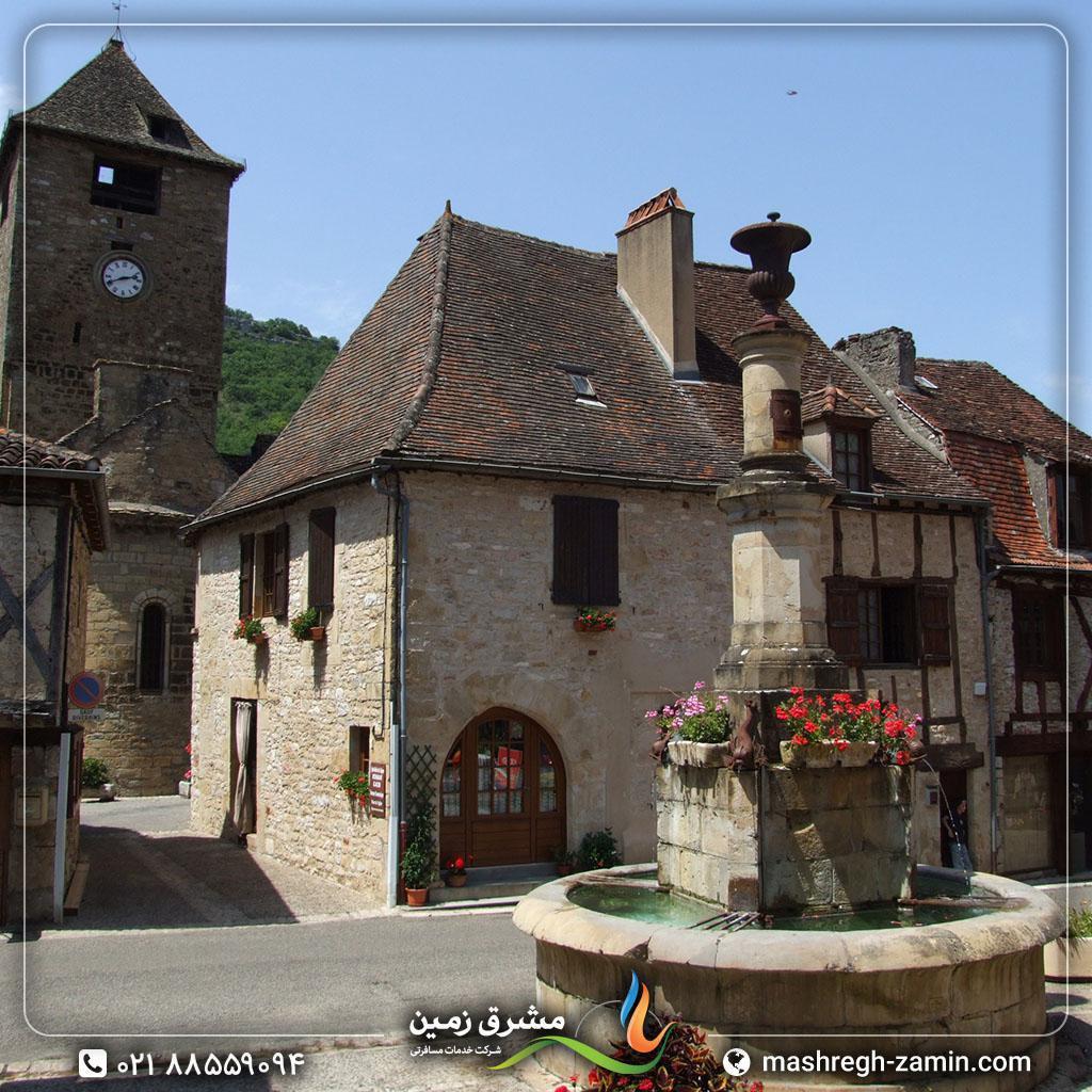 فرانسه، کمون Autorie