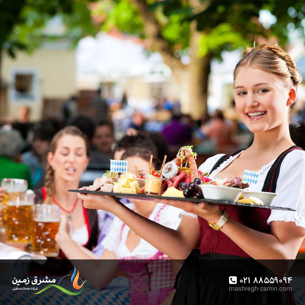 چگونه هزینه تهیه غذا در آلمان را کاهش دهیم؟