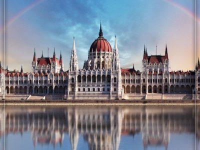 ساختمان مجلس مجارستان، منظرهای عالی برای عکاسی