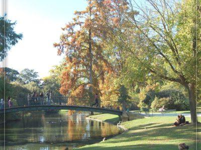 فرانسه، باغ جاردین بوردو