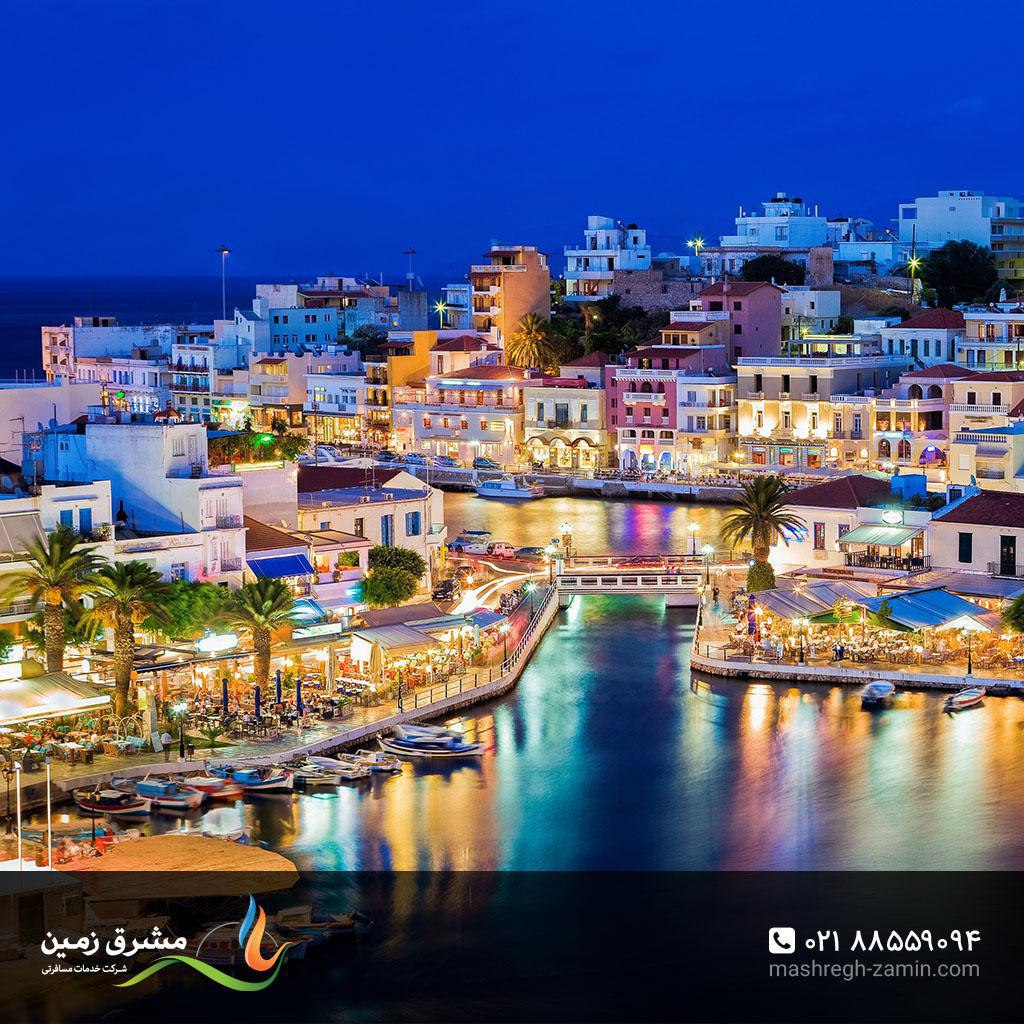 هزینه اقامت در یونان چگونه است؟