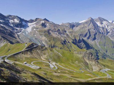 اتریش – جاده کوهستانی Grossglockner