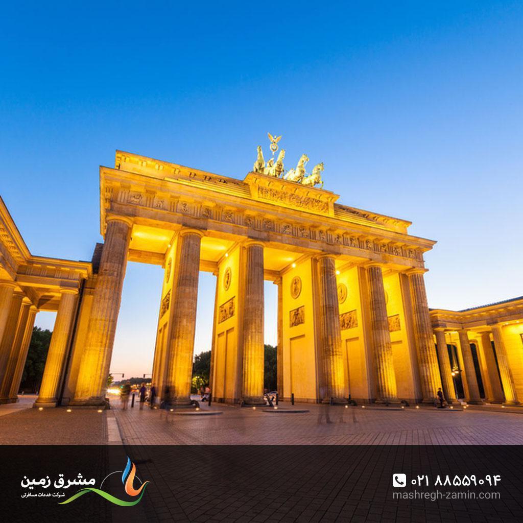 آلمان، برلین – دروازهی براندنبورگ