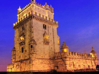 پرتغال، لیسبون – برج Belem