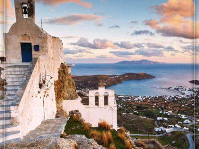 یونان، جزیرهی سریفوس