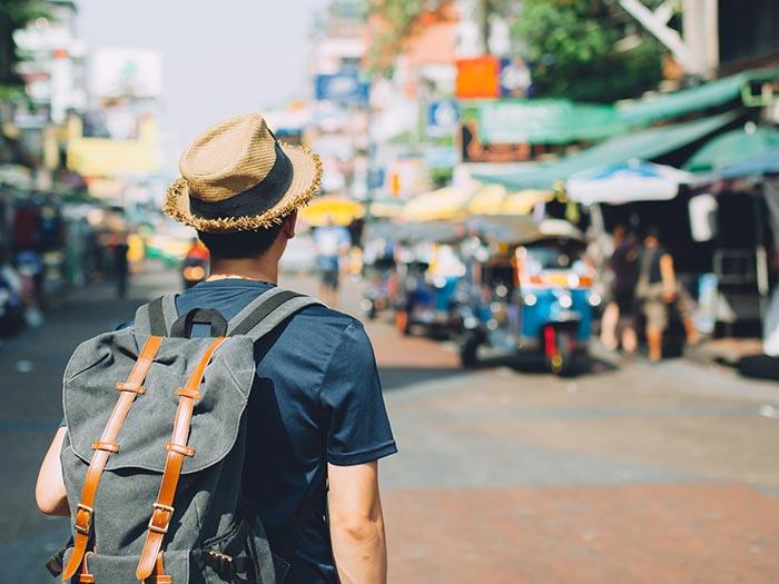 ۱۲ توصیه اساسی برای جهانگردان بیتجربه