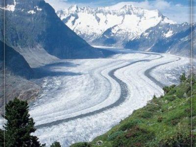 سوئیس، یخچال طبیعی آلیتچ
