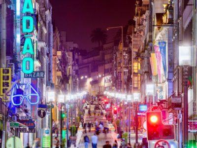 پرتغال – پورتو، خیابان روا سانتا کاترینا