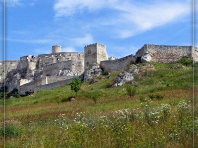 اسلواکی، قلعه اسپیس