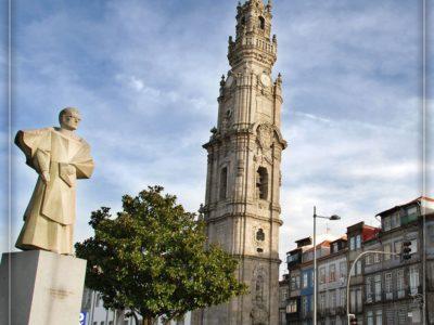 پرتغال – پورتو، برج کلریگوس