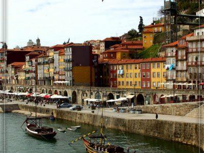 پرتغال – پورتو، محلهی قدیمی ریبیرا