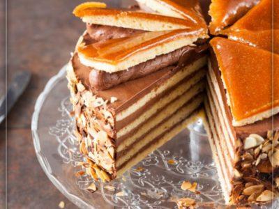 مجارستان، کیک داباس تورتا