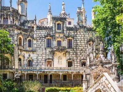 پرتغال – قصر کوئینتا دا رگالیرا