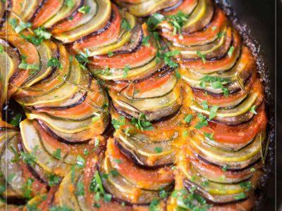 راتاتوی، غذای فرانسوی