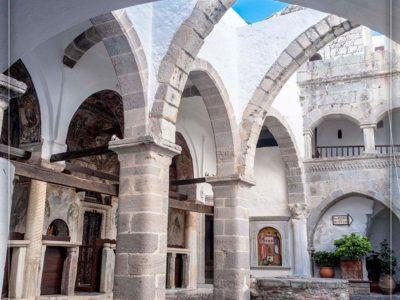 یونان، صومعه پاتموس