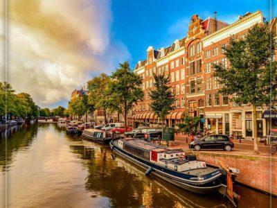 هلند –  کانال بلت