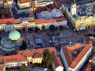 مجارستان، شهر Pécs