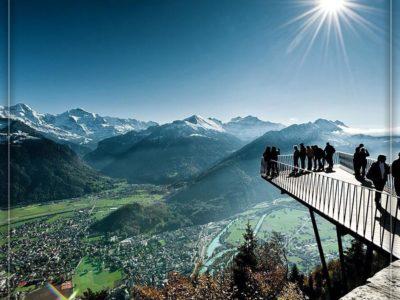 سوئیس، شهر اینترلاکن