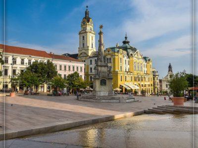 مجارستان، شهر پکس