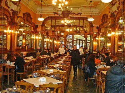 پرتغال – پورتو، کافه مجستیک