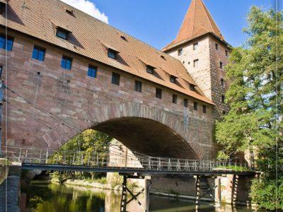 کتنزتگ، قدیمیترین پل معلق آلمان