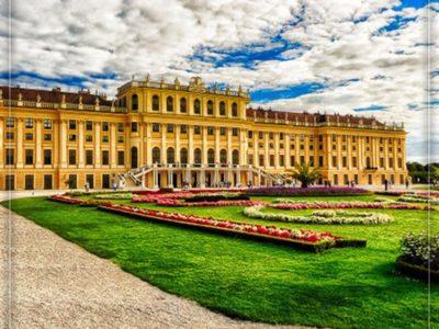 اتریش، کاخ شونبرون