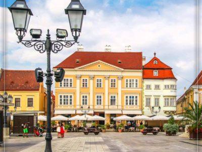 مجارستان، شهر Gyor