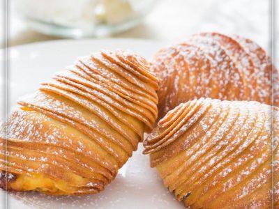 فوکاچیا، شیرینی ایتالیایی
